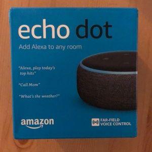 Amazon echo dot